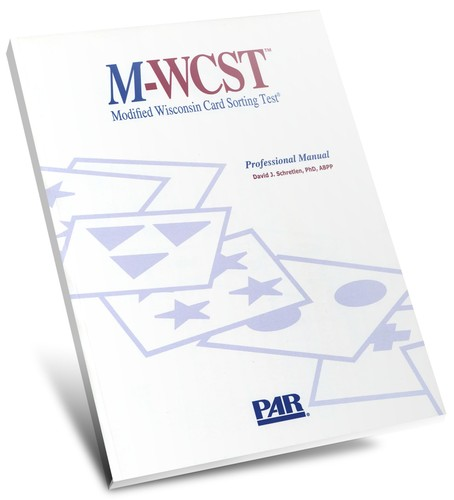 Modified Wisconsin Card Sorting Test® (M-WCST™)