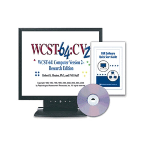 WCST-64™: Computer Version 2 Research Edition (WCST-64™:CV2)