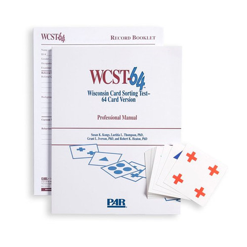 Wisconsin Card Sorting Test®-64 Card Version (WCST-64™)